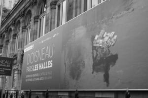 exposition doisneau hotel de ville les Halles