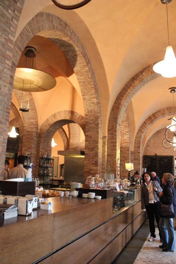 café italien à Modène