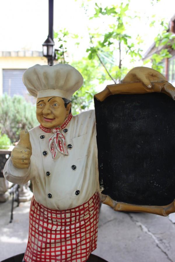 statue de Pizzaiolo