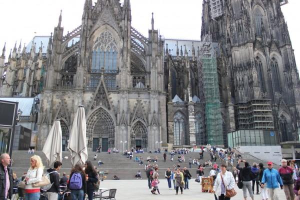 Le Dom de Cologne!