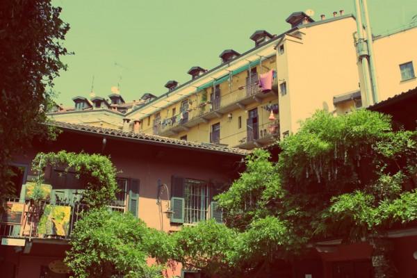 Milan-facade