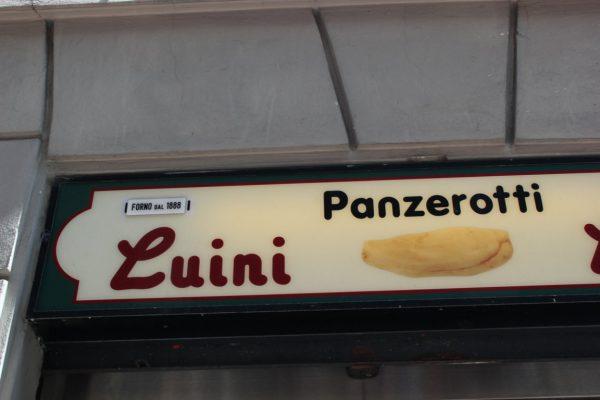 Luini, panzerrotti à milan