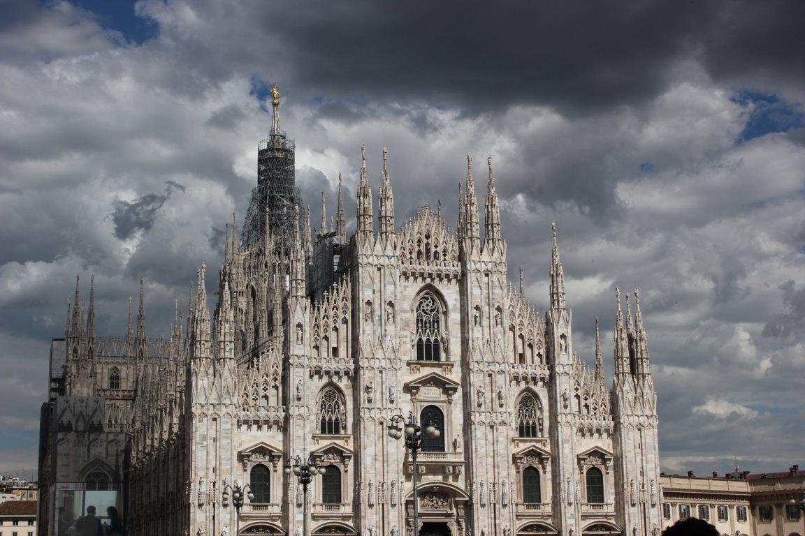 Famoso Le Dome de Milan | Week end à 2 SB53