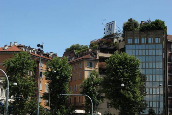 toit prêt de la porta venezia