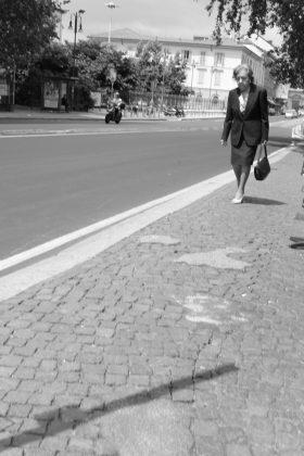 street in milan