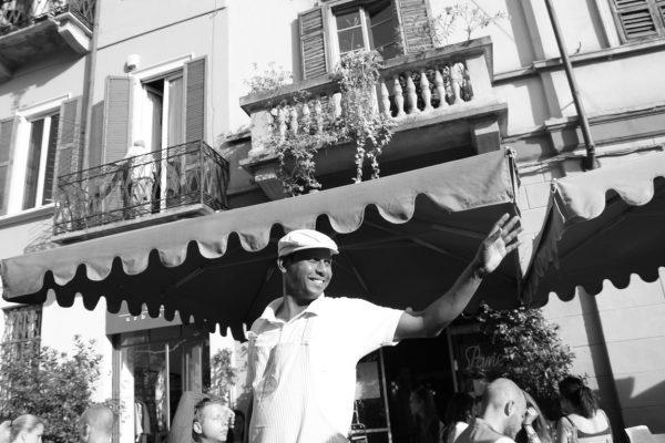 bright guy in Milan