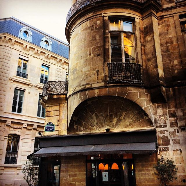 #paris #sunset #architecture #weekend #france #restaurant