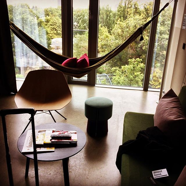 #25hourshotelbikiniberlin #siestas #hotellife #berlin #hotelroom